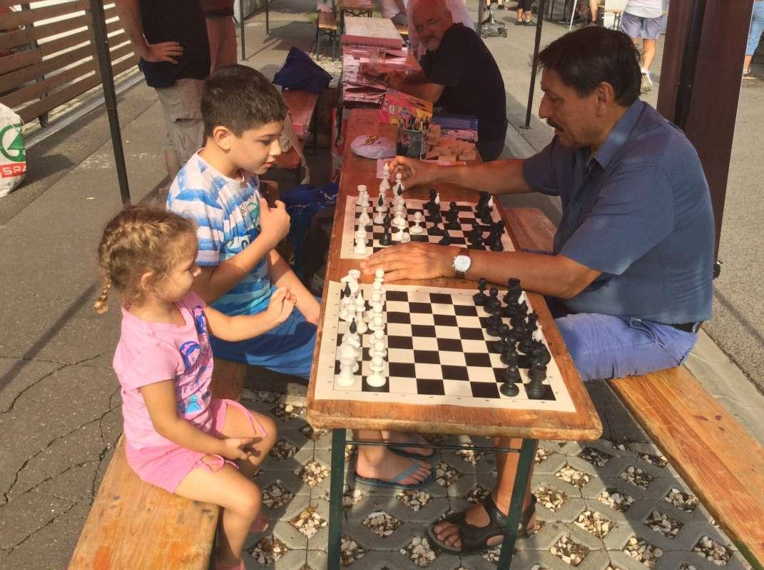 Icuka, a sakkbajnok