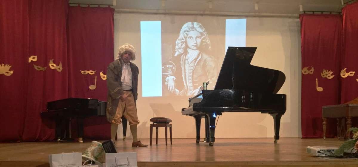 A spicces Mozart és a tátogókórus