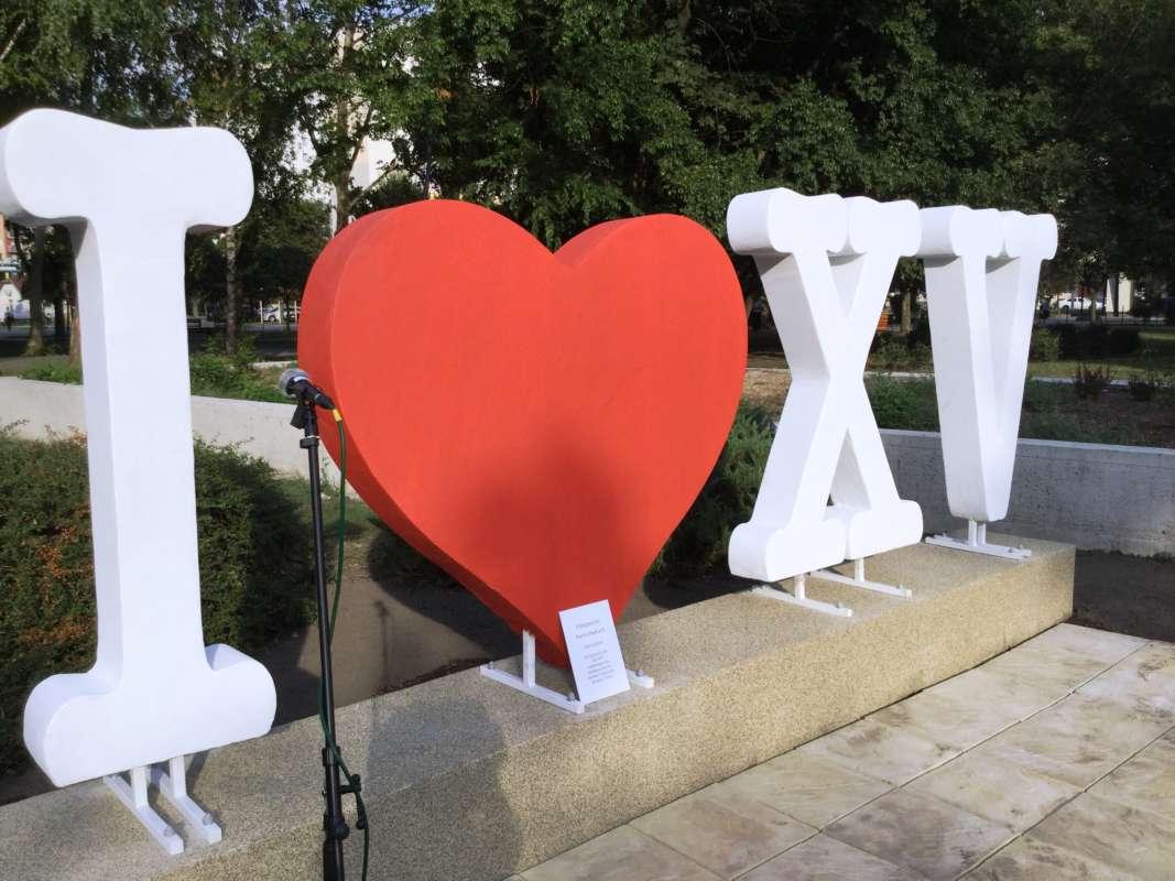 I Love XV
